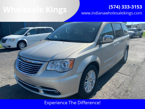 2013 Chrysler Town and Country for sale at Wholesale Kings in Elkhart IN