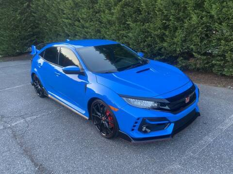 2021 Honda Civic for sale at Limitless Garage Inc. in Rockville MD