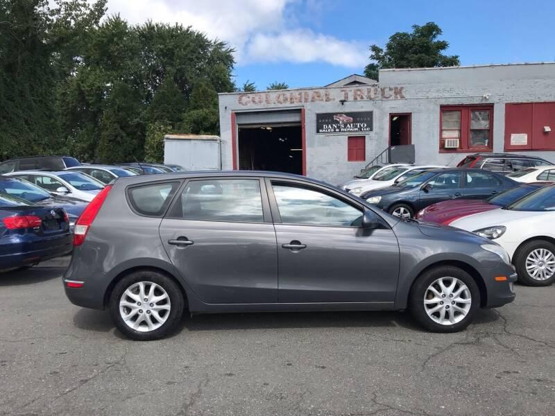 2009 Hyundai Elantra for sale at Dan's Auto Sales and Repair LLC in East Hartford CT