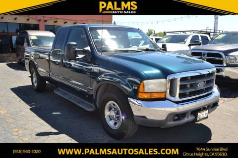 1999 Ford F-250 Super Duty for sale at Palms Auto Sales in Citrus Heights CA