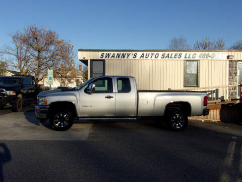2011 Chevrolet Silverado 2500HD for sale at Swanny's Auto Sales in Newton NC