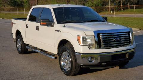 2012 Ford F-150 for sale at York Motor Company in York SC