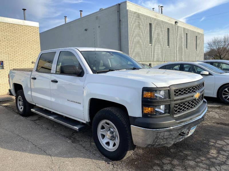 2014 Chevrolet Silverado 1500 for sale at ACE IMPORTS AUTO SALES INC in Hopkins MN
