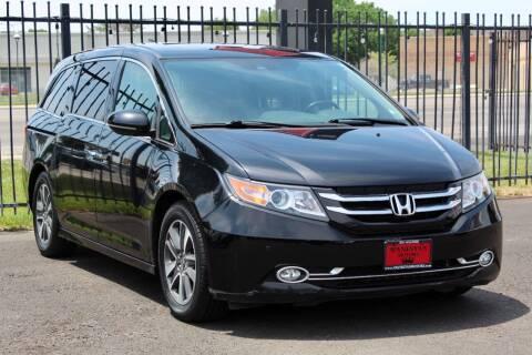 2015 Honda Odyssey for sale at Avanesyan Motors in Orem UT