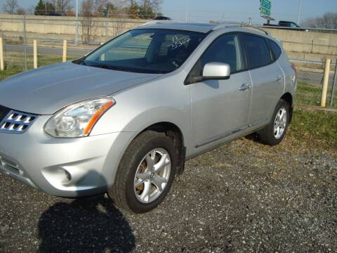2011 Nissan Rogue for sale at Branch Avenue Auto Auction in Clinton MD
