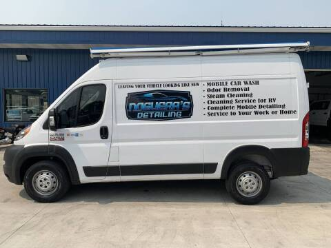 2019 RAM ProMaster Cargo for sale at Twin City Motors in Grand Forks ND