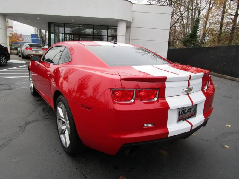 2010 Chevrolet Camaro SS 2dr Coupe w/2SS - Salem OR