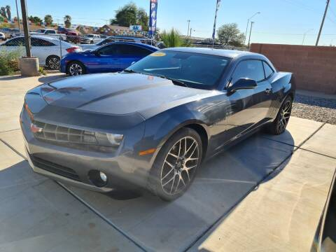 2011 Chevrolet Camaro for sale at A AND A AUTO SALES in Gadsden AZ