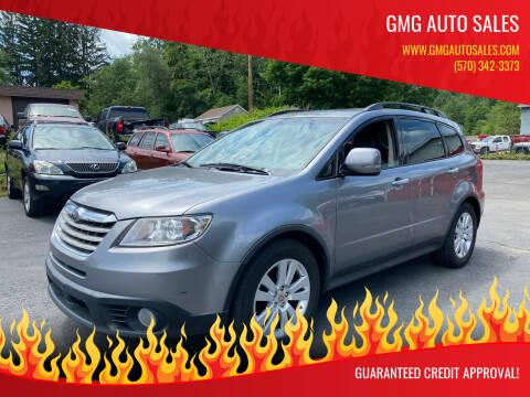 2008 Subaru Tribeca for sale at GMG AUTO SALES in Scranton PA