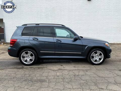 2013 Mercedes-Benz GLK for sale at Smart Chevrolet in Madison NC