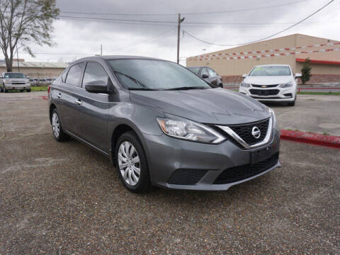 2016 Nissan Sentra for sale at BLUE RIBBON MOTORS in Baton Rouge LA