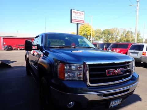 2009 GMC Sierra 1500 for sale at Marty's Auto Sales in Savage MN