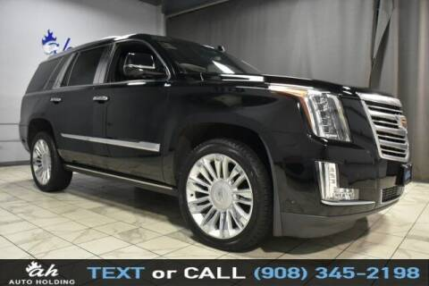 2015 Cadillac Escalade for sale at AUTO HOLDING in Hillside NJ
