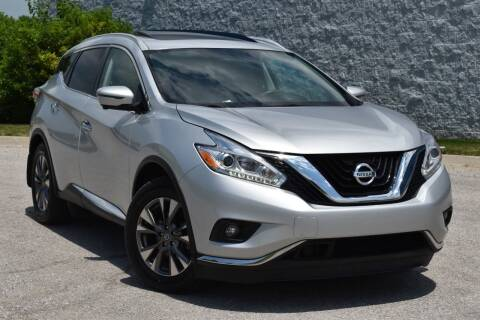 2017 Nissan Murano for sale at Big O Auto LLC in Omaha NE