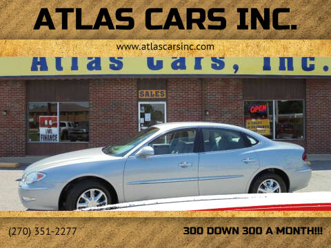 2006 Buick LaCrosse for sale at Atlas Cars Inc. - Elizabethtown Lot in Elizabethtown KY