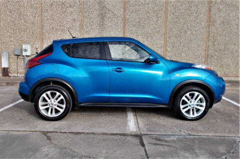 2012 Nissan JUKE for sale at M G Motor Sports in Tulsa OK