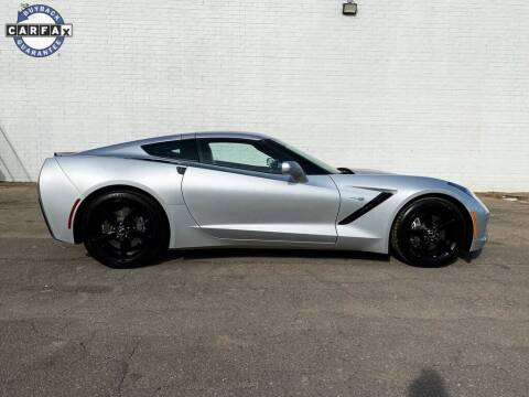2015 Chevrolet Corvette for sale at Smart Chevrolet in Madison NC