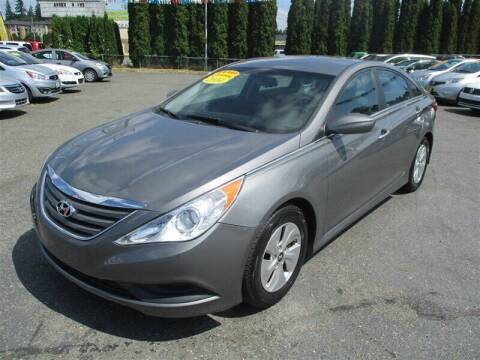 2014 Hyundai Sonata for sale at GMA Of Everett in Everett WA