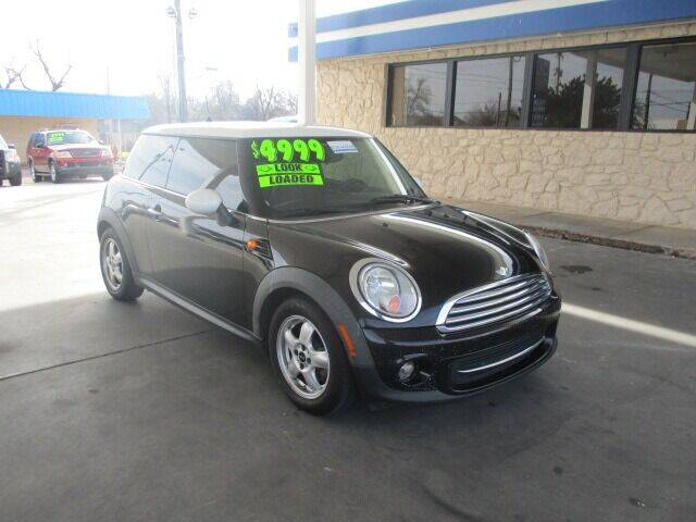 2011 MINI Cooper for sale at CAR SOURCE OKC - CAR ONE in Oklahoma City OK