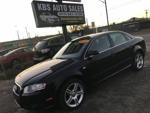 2008 Audi A4 for sale at KBS Auto Sales in Cincinnati OH