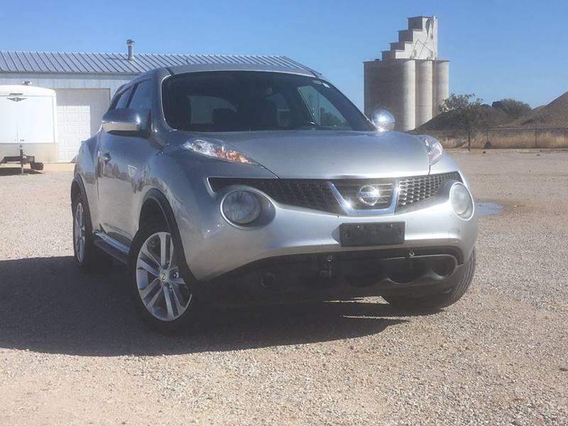 2011 Nissan JUKE for sale at Double TT Auto in Montezuma KS
