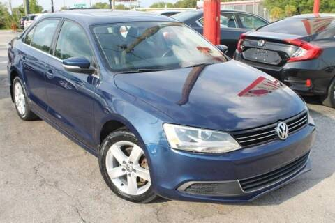 2013 Volkswagen Jetta for sale at Mars auto trade llc in Kissimmee FL