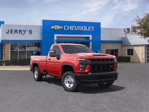 2021 Chevrolet Silverado 2500HD for sale at Jerry's Buick GMC in Weatherford TX
