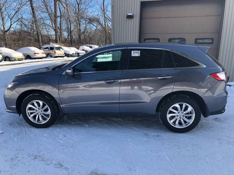 2018 Acura RDX for sale at New Look Auto Sales Inc in Indian Orchard MA