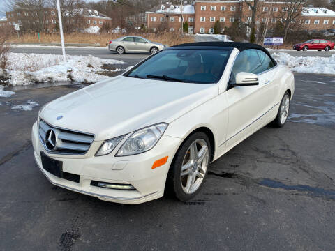 2013 Mercedes-Benz E-Class for sale at Turnpike Automotive in North Andover MA