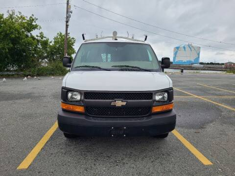 2011 Chevrolet Express Cargo for sale at Bridge Auto Group Corp in Salem MA