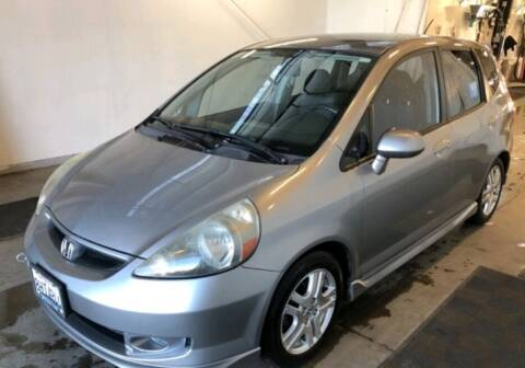 2007 Honda Fit for sale at McMinnville Auto Sales LLC in Mcminnville OR