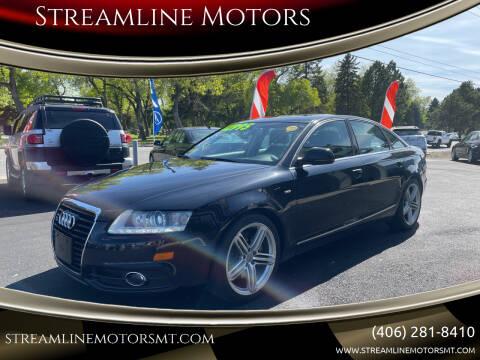 2011 Audi A6 for sale at Streamline Motors in Billings MT