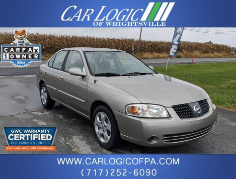 2006 Nissan Sentra for sale at Car Logic in Wrightsville PA