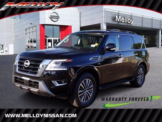 2021 Nissan Armada for sale in Albuquerque, NM