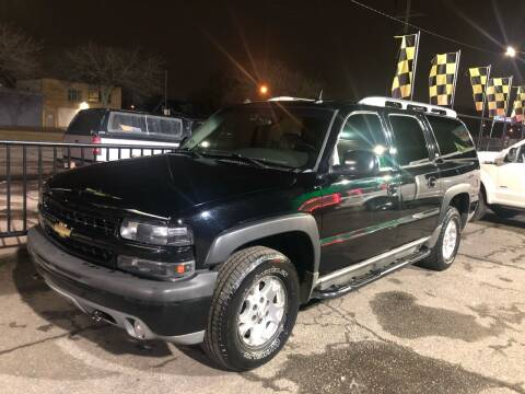 2005 Chevrolet Suburban for sale at Champs Auto Sales in Detroit MI