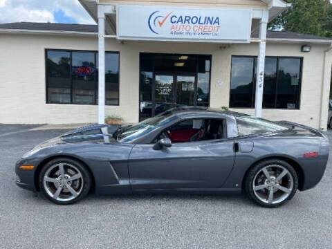 2009 Chevrolet Corvette for sale at Carolina Auto Credit in Youngsville NC