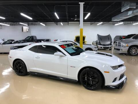 2015 Chevrolet Camaro for sale at Fox Valley Motorworks in Lake In The Hills IL