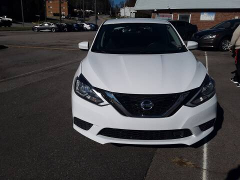 2018 Nissan Sentra for sale at Auto Villa in Danville VA