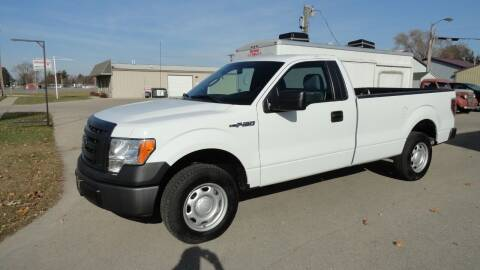 2012 Ford F-150 for sale at CENTER AVENUE AUTO SALES in Brodhead WI
