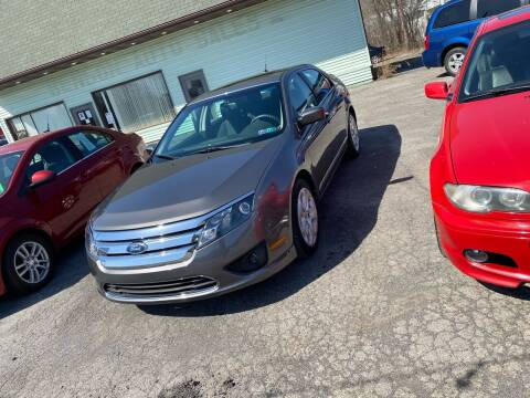 2011 Ford Fusion for sale at Superior Auto Sales in Duncansville PA