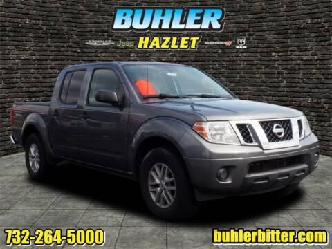 2016 Nissan Frontier for sale at Buhler and Bitter Chrysler Jeep in Hazlet NJ