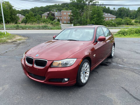 2011 BMW 3 Series for sale at Turnpike Automotive in North Andover MA