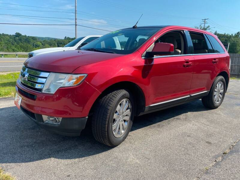 2008 Ford Edge for sale at Dubes Auto Sales in Lewiston ME