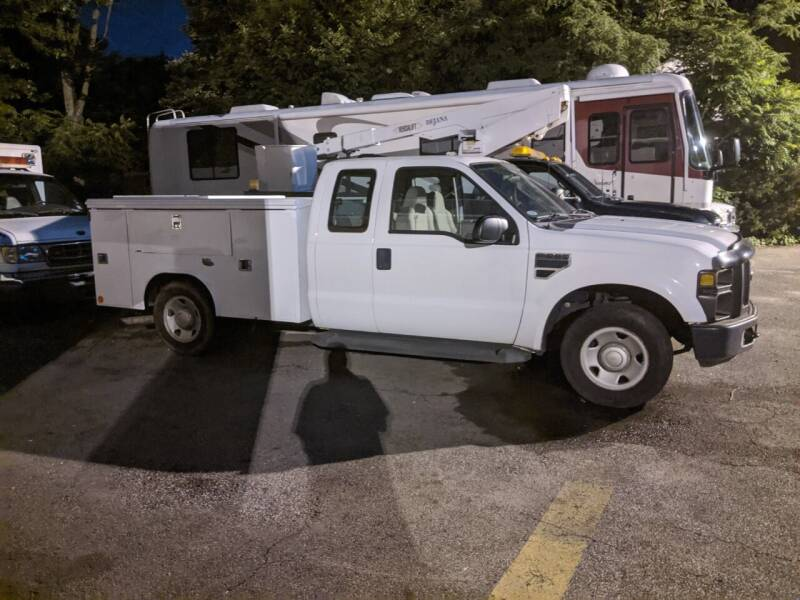 2008 Ford F-250 Super Duty for sale at Re-Fleet llc in Towaco NJ