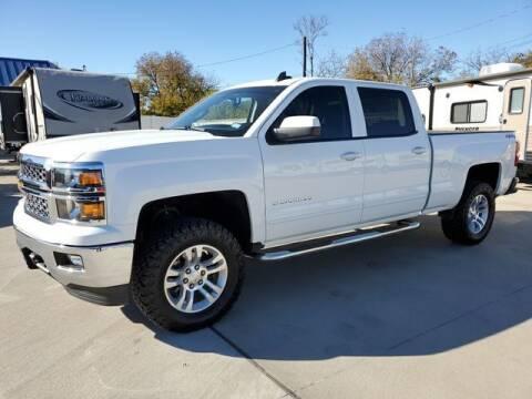 2015 Chevrolet Silverado 1500 for sale at Kell Auto Sales, Inc - Grace Street in Wichita Falls TX