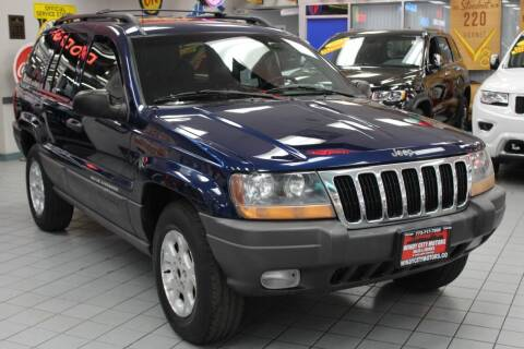 2000 Jeep Grand Cherokee for sale at Windy City Motors in Chicago IL