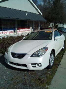 2008 Toyota Camry Solara for sale at Locust Auto Imports in Locust NC