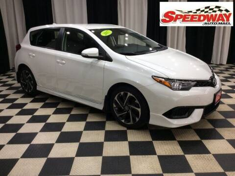 2017 Toyota Corolla iM for sale at SPEEDWAY AUTO MALL INC in Machesney Park IL