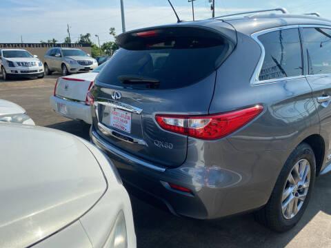 2015 Infiniti QX60 for sale at Bobby Lafleur Auto Sales in Lake Charles LA