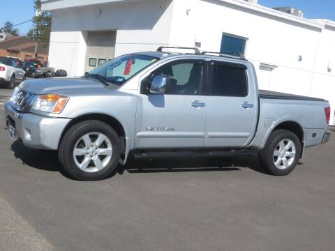 2009 Nissan Titan for sale at Price Auto Sales 2 in Concord NH